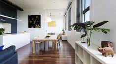Redfern warehouse apartment