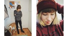 From the blog I can match you, photos by Soikku.