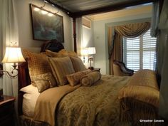 tour of the special guest suite in New Orleans square