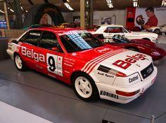 Audi V8 Quattro Procar