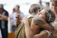 New Zealand 70s Inspired Bohemian Wedding: Kate + Nasa