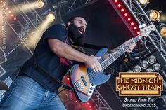 THE MIDNIGHT GHOST TRAIN | Stoned From The Underground 2015