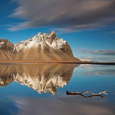 Photo by Iurie Belegurschi Photography   Majestic Vestrahorn  mountain!