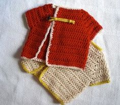 [Free Pattern] Really Easy And Quick Little Sweater Pattern
