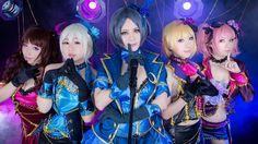 thebakasaru(Vic Kumiko) Shiki Ichinose, Kanade Hayami, Mika Jogasaki Cosplay Photo - Cure WorldCosplay