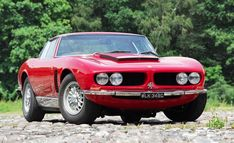 Iso Grifo, Iso Fidia, Iso Rivolta For Sale Around The World