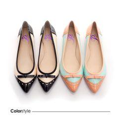 Princess - 蝴蝶結微尖頭內增高娃娃鞋 - 黑 - Yahoo!奇摩購物中心 Chanel Ballet Flats, Lace Up, Shoes, Fashion, Moda, Zapatos, Shoes Outlet, Fashion Styles, Chanel Ballerina Flats