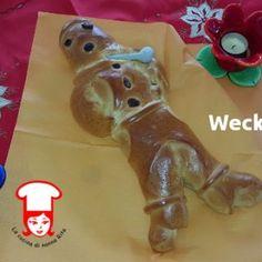Il Weckmänner è un omino di pasta di pane al burro leggermente zuccherata che in Germania ma anche in Svizzera, viene tradizionalmente preparato il 6 Dicembre e per tutto il periodi delle festività natalizie ...