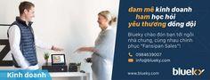 Bộ phận Kinh Doanh (Sales)   Bạn muốn tham gia vào đội của BLUEKY Hãy Gọi 0984 639 007 Để ứng tuyển hoặc gửi CV qua mail: info@blueky.com Mọi người đi ngang qua vui lòng share hay giới thiệu bạn bè giúp Hoàng nhé ^^
