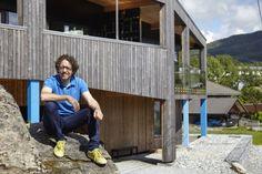 Villa Sval, Kebony wood cladding, The Future of Architecture