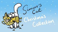 Zu Weihnachten gibt es eine kleine Compilation aller festlichen Katzen Videos. Ist zwar doof, weil eigentlich nur Recycling von altem Content (einiges war auch schon mal hier), aber alle hat man vermutlich eh nicht gesehen und das macht immerhin 13 Minuten animierte Unterhaltung