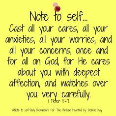 Note to self…March 10th   Note To Self - Daily Reminders For The BrokenHearted on WordPress.com
