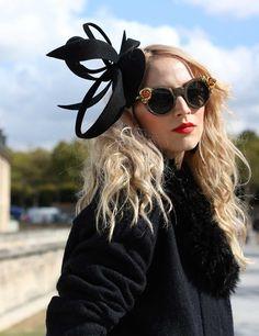 Paris Fashion Week Spring Summer 2013 Street Style | ELLE UK