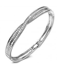 52350d4d4 Bracelets, Bangle,LadyColour Swarovski Bracelets Girlfriend Anniversary  C612C3VNDWR #Bracelets #fashion #jewelry