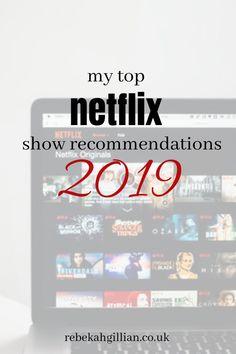 My Top Netflix Show Recommendations 2019 – Rebekah Gillian - Pizza Time Best Of Netflix, Top Netflix Series, Netflix Shows To Watch, Netflix Hacks, Netflix Uk, Movie To Watch List, Netflix Movies, Tv Series, Tv Show Workouts