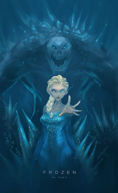 Frozen wouldve been better if I was evil...