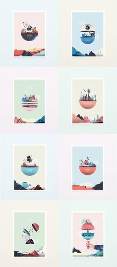 New Fashion Poster Design Typography Layout Ideas Mises En Page Design Graphique, Illustration Design Graphique, Graphisches Design, Print Design, Design Ideas, Design Logo, Portfolio Wordpress, Collage Poster, Schrift Design