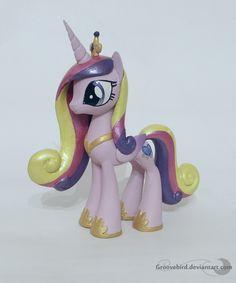 Princess Cadance by Groovebird.deviantart.com on @deviantART