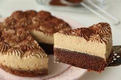 Coffee Mousse Cake (Kahveli Mousse Pasta)   Züleyha Terzi