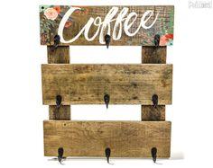 Hey, diesen tollen Etsy-Artikel fand ich bei https://www.etsy.com/de/listing/455212260/kaffee-tasse-hanger-palette-holz-morgens