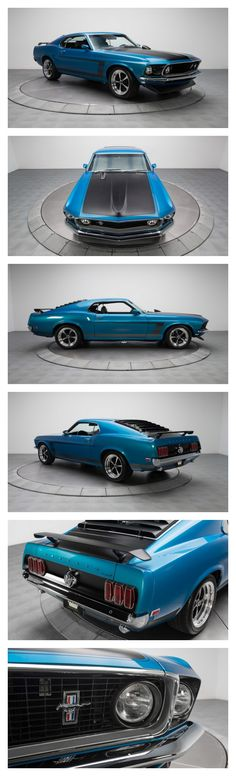 Killing it! 1965 Ford Mustang Boss 302 #ThrowBackThursday #MetroFord http://www.emetroford.com/