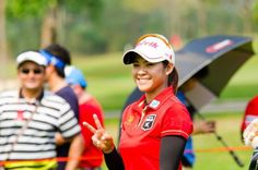 What's Up With the American LPGA Players? LPGA fan, Eric Stewart looks at the ongoing dominance of international players on the women's golf tour. Lpga Players, Lpga Tour, Golf Tour, Play Golf, Ladies Golf, Tours, Fan, American, Hand Fan