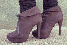 ¡¡Qué bien le sientan nuestros botines a nuestra amiga Inmaculada, del blog Stylish Love!! #MARYPAZ #shoes #zapatos