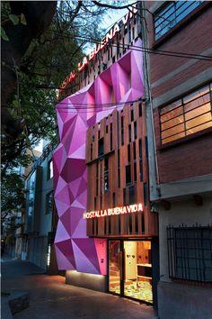 Hostal La Buena Vida by ARCO Arquitectura Contemporánea (1)