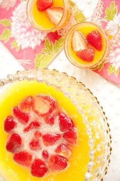 "Fruit Punch from Paula Deen ""Crack Punch"""