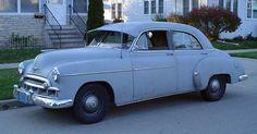 49 Chevy Styleline Deluxe