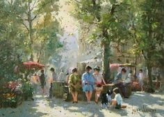 ivars jansons paintings - Szukaj w Google