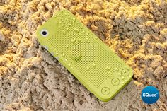 SQueo, lo speakerphone impermeabile che resiste ad acqua, sabbia e polvere. http://www.macitynet.it/squeo-speakerphone-impermeabile-resiste-ad-acqua-sabbia-polvere/
