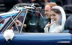 William and Kate,  29th April 2011