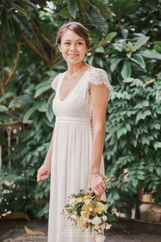 Le mariage champêtre d'Audrey et Rémi - Rhône-Alpes   Photographe : Nathalie Roux   Donne-moi ta main - Blog mariage