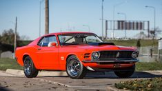 1970 Ford Mustang Boss 429 Fastback presented as Lot S98 at Kissimmee, FL
