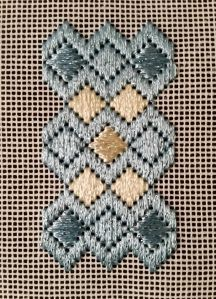 A place to share my needlepoint and connect with other stitchers. Broderie Bargello, Bargello Needlepoint, Needlepoint Stitches, Needlepoint Canvases, Needlework, Needlepoint Designs, Plastic Canvas Stitches, Plastic Canvas Tissue Boxes, Plastic Canvas Crafts