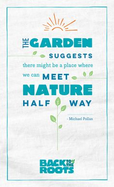 Back to the Roots Herb Garden In Kitchen, Kitchen Herbs, Mushroom Kits, Michael Pollan, Grow Kit, Garden Quotes, Garden Gifts, Hydroponics, Quotations