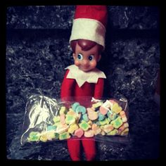 Elf on the shelf ideas funny and cleaver!