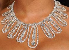 Lorraine Schwartz Diamond necklace - definitely Oscar worthy