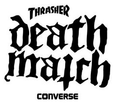 thrasher party @ scoot inn