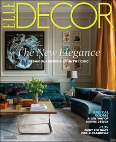 Explore a gallery of inspiring rooms for every taste. ELLE Decor's searchable, shoppable photo archive.