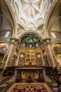 Catedral de Valencia, Spain- One of the most breath-taking cathedrals I've been in throughout my travels, and this one holds a very special meaning to me :)