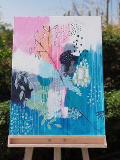 Art Journal Inspiration, Painting Inspiration, Doodle Art, Watercolor Art, Modern Art, Art Projects, Art Drawings, Abstract Art, Illustration Art