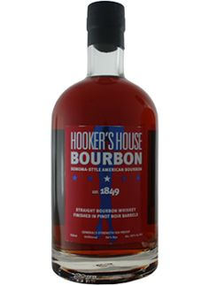 Hooker's House Bourbon via Caskers