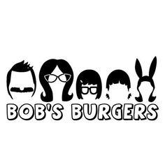 Bob's Burger Family Vinyl Sticker Decal family guy linda butts american dad 280