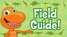 Field Guide! | Dinosaur Train | PBS KIDS Vocabulary Games | Learn cool facts about dinosaurs!