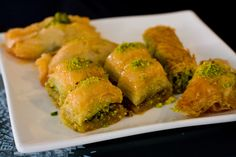 Baklava | Community Post: 21 Tantalizing Turkish Foods You'll Want Immediately