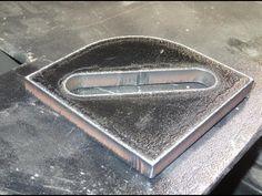 10mm Thickness Mild Steel CNC Plasma Cutting Machine with STARFIRE Contr...