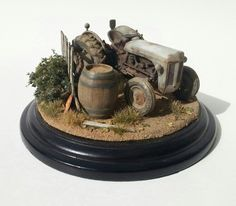 The farm (1/32 scale)  by Andreas Rousounelis