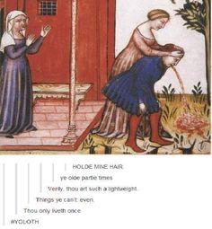Thou art such a lightweight